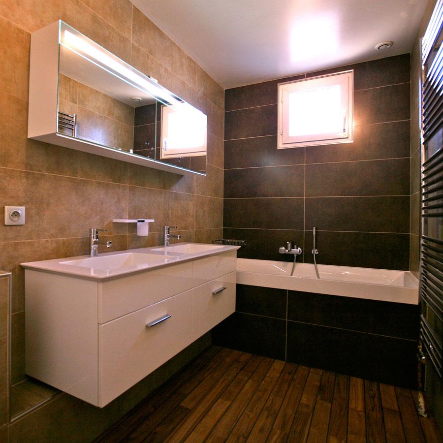 Aline philippe artisan plombier eaubonne 95600 for Devis salle de bain artisan