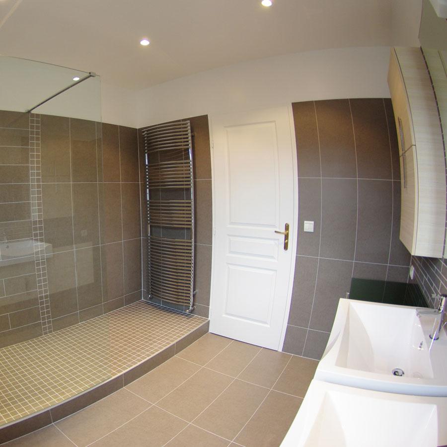 Artis cr ation artisan salle de bains villemomble 93 for Douche de salle de bain