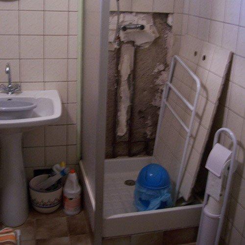 C t maison plombier carreleur m ry sur marne guide for Cote maison salle de bain