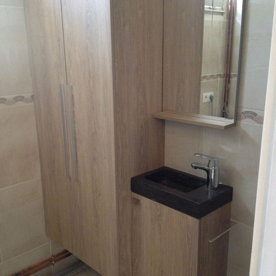 Rancossi chauffagiste et plombier perreux sur marne for Disposition salle de bain
