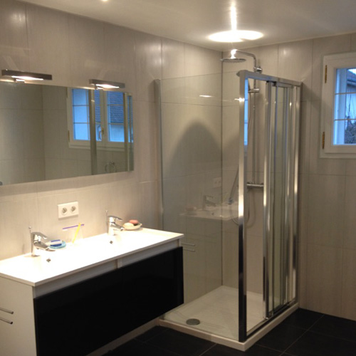Aubade coignieres showroom with aubade coignieres citron - Showroom salle de bain ile de france ...