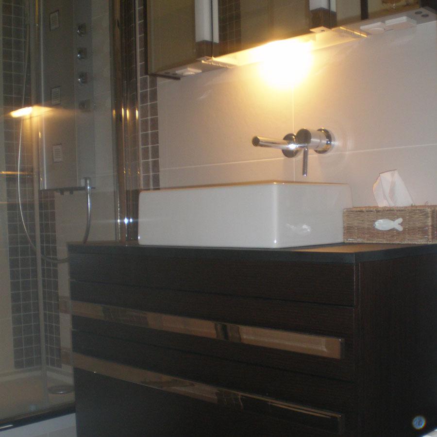 Chaise de bureau vintage roulettes for Bureau meuble salle de bain
